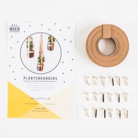 MINI DIY-PAKKET STOERE PLANTENHANGERS