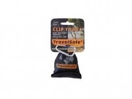 Microfiber Reishanddoek Clip