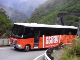 Vervoer Nieuw Zeeland