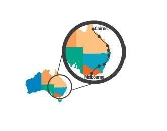 Greyhound: Melbourne <> Cairns
