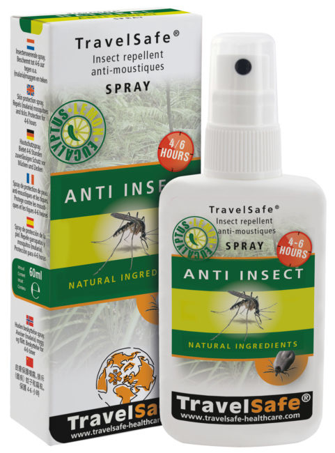 Anti-Insect Natural Spray