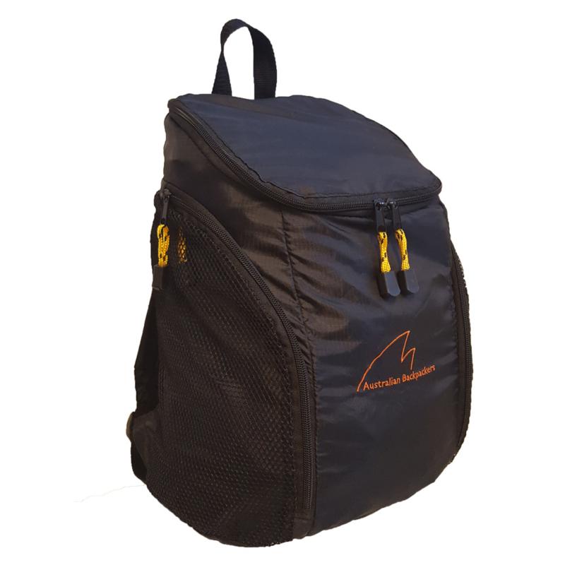Australian Backpackers rugzak