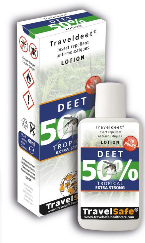 Travel DEET Spray 50%
