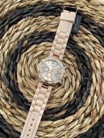 Horloge Ernest, Nude-Rosé