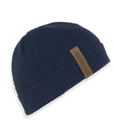 Beanie Knit Factory. Jeans blauw