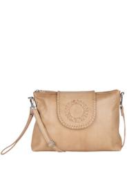 "Chabo bags. ""Ladies Bag"" Sand (licht bruin)"