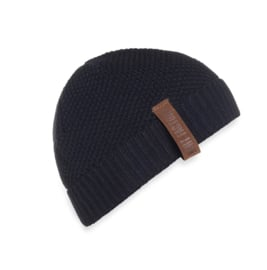 Beanie Knit Factory. Navy