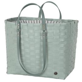 Handed By, grote tas, XL model Go. Greyish Green .