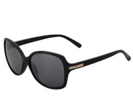 Stylish zonnebril. Zwart