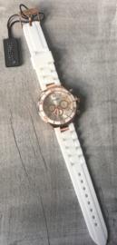 Horloge Ernest, Wit-Rosé.