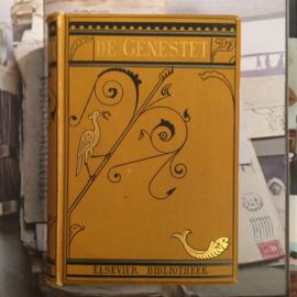 1896 | De dichtwerken van P.A. de Génestet | Goud op snee |  Jugendstil kaft