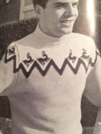 1958 | Breien | Koninklijke Scheepjeswolfabrieken Veenendaal | Passap breigids no. 226 | vintage breipatronen 1958-1959