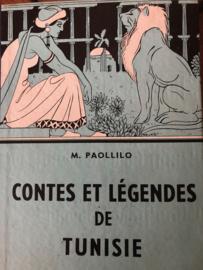 Boeken   Tunesië   Contes Et Legendes De Tunisie