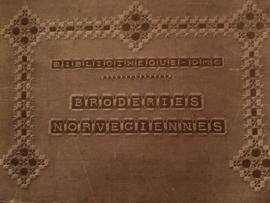 VERKOCHT | Bibliotheque DMC | 1934 - Broderies Norvegiennes  Hardanger  - Th. de Dillmont