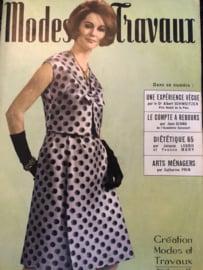 1965 | Modes et Travaux  - Mai 1965 - 47e Année N° 773 - met handwerk patronenblad