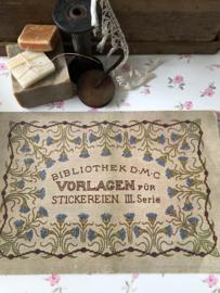 Boeken | Bibliothèque DMC | Borduurmotieven | 1925 - Vorlagen fur Stickereien IIIste Serie Th. de Dilmont
