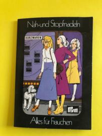 Prym | Naaldenboekje - Näh- und Stopfnadeln - Needlebook | jaren '70