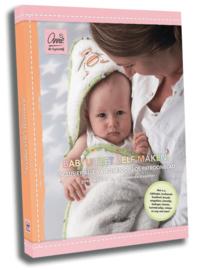 Boeken | Naaien | Babyuitzet zelf maken: inclusief alle patronen op lospatroonblad | Anja Wijgers