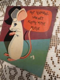 1965 | Het verhaal van het kleine witte muisje | Mulder no. 234 C
