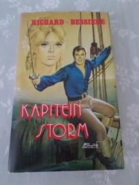 Boeken | Vintage | Kapitein storm