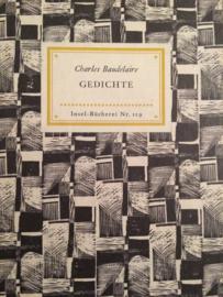 1958 | Insel-Bücherei Nr. 119 | Charles Baudelaire Gedichte