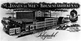 Fabriek JéDéWé ofwel De Sok, 1915-1985