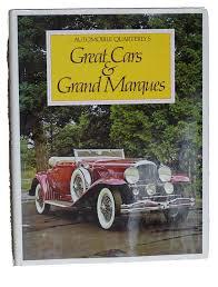 Boeken | Geschiedenis | Wereld | Auto's | AUTOMOBILE QUARTERLY'S GREAT CARS & GRAND MARQUES