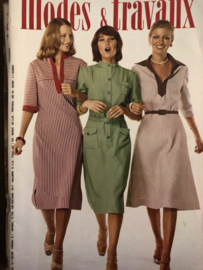 1977 | Modes Traveaux Magazine - Mars 1977 - N° 916 - 59e ANNEE - zonder patronenblad