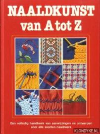 Boeken | Borduren | Naaldkunst van A tot Z