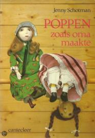 Boeken | Poppen | Naaien | POPPEN zoals om maakte - Cantecleer - Jenny Schotman