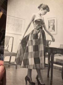 1954 | Tijdschrift | Dameswereld - No. 03 - 17e jaargang - 09-02-1954 - Meten en afvormen