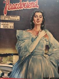 Tijdschriften | De Haardvriend - nr. 829 - 19e jaargang 10 augustus 1952 * Dromen voor morgen