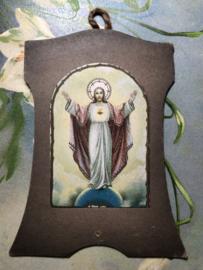 Engeland | Religie | Vintage kaartje met Jesus - '50s van LAVERTY & SONS LTD