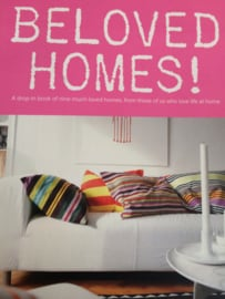 Boeken | Interieur | Beloved Homes : A Drop-in Book of Nine Much-loved Homes,from Those of Us Who Love Life At Home (IKEA)