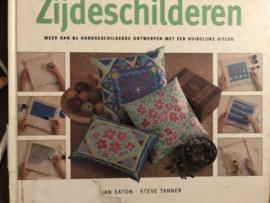 Boeken | Schilderen | Beeldgids voor zijdeschilderen | Jan Eaton - Steve Tanner