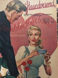 Tijdschriften | De Haardvriend - nr. 828 - 19e jaargang 03 augustus 1952 * Gwendolin blijft trouw - H.R. Breslauer