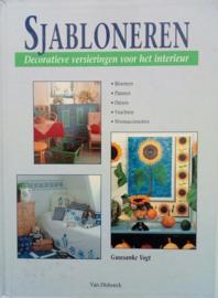 Boeken | Decoreren | DIY | Sjabloneren: decoratieve versieringen voor het interieur