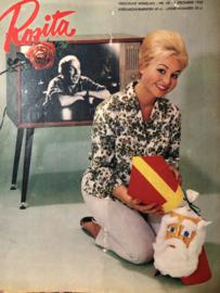 1962 - 48 | Rosita -  weekblad voor vrouwen nr. 48 - 14 december 1962 - Sinterklaas special '60s