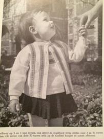 1958 | Breien | Koninklijke Scheepjeswolfabrieken Veenendaal | Passap breigids no. 235 | vintage breipatronen  1958-1959
