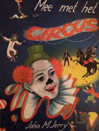 1932 | Mee met het circus - John. M. Jerry (Willy Schermelé)