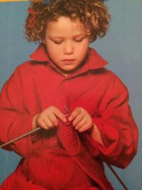 Breien | Tijdschriften | Pinguin nr. 053 | Jongens en meisjes 8-10-12 jaar - 31 modellen en accessoires