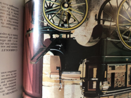 Boeken | Geschiedenis | Frankrijk | Vaux Le Vicomte | geschiedenis van de koets en rijtuigen  'Les Equipages'