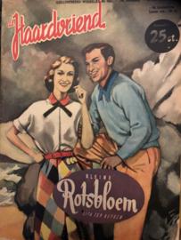 Tijdschriften | De Haardvriend - nr. 844 - 19e jaargang 23 november 1952 * Kleine Rotsbloem door Lita ter Heyden