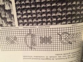 Boeken |  Borduren | Vintage | 1975 | Tapisserie | Tapisserie - de kunst van het borduren op stramien | Mary Rhodes