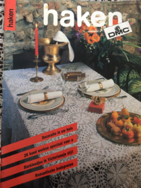 "Haken nummer 5 DMC ""An All American Craft Publication"" 
