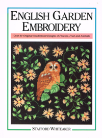 Boeken | English Garden Embroidery Hardcover –  1992