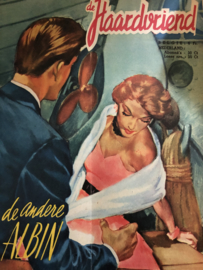 Tijdschriften | De Haardvriend - nr. 839 - 19e jaargang 19 october 1952 * de andere ALBIN - door A. Thayer