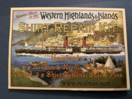 Western Highlands & Islands Shirt Repair reissetje