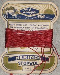 Tilga - merino's stopwol