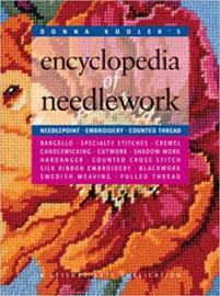 2000 | Boeken | Borduren | Encyclopedia of Needlework - Donna Kooler's - Paperback - 2000